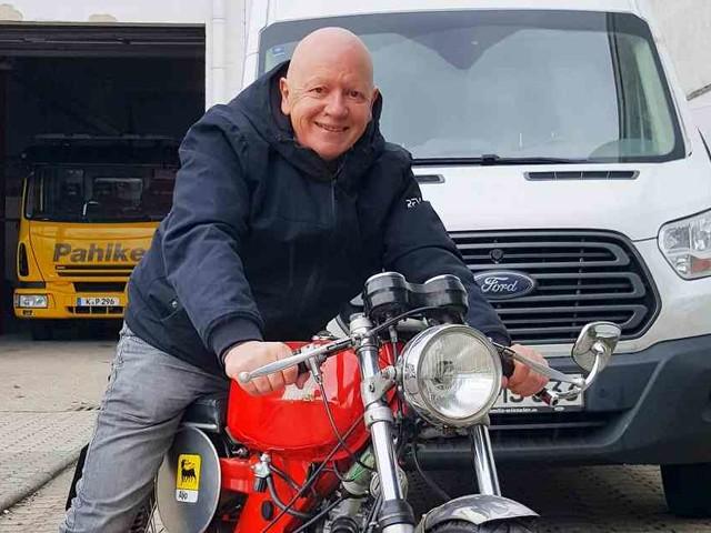 Happy End: Alfterer bekommt nach sechs Jahren gestohlenes Motorrad zurück