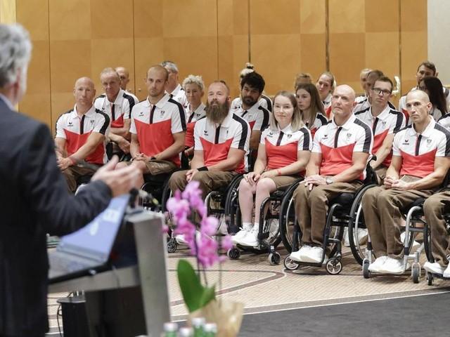 Vor den Paralympics in Tokio: Zwischen Quarantäne und Anreise