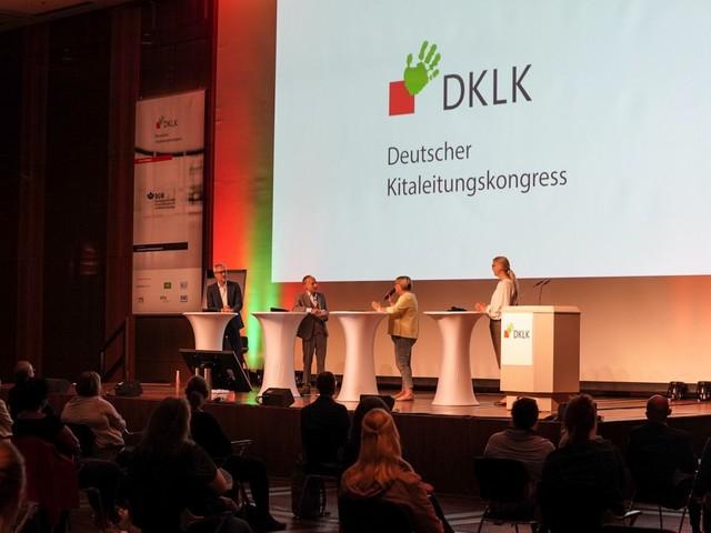 Deutschlands Leitveranstaltung für frühkindliche Bildung: Der Deutsche Kitaleitungskongress (DKLK) ist live in Berlin zu erleben