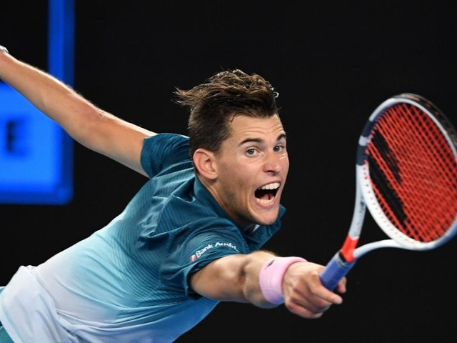 Australian Open: Dominic Thiem gewinnt Erstrunden-Krimi