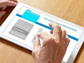 Nächste Etappe für elektronische Patientenakte startet im Juli