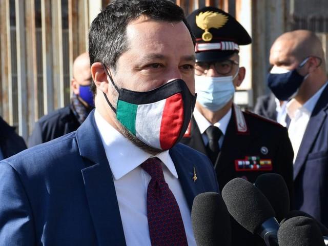 Salvini für Zusammenschluss der rechten Parteien im EU-Parlament