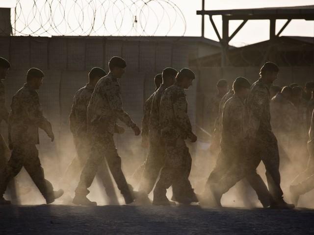 Abzug der Nato-Truppen aus Afghanistan hat begonnen