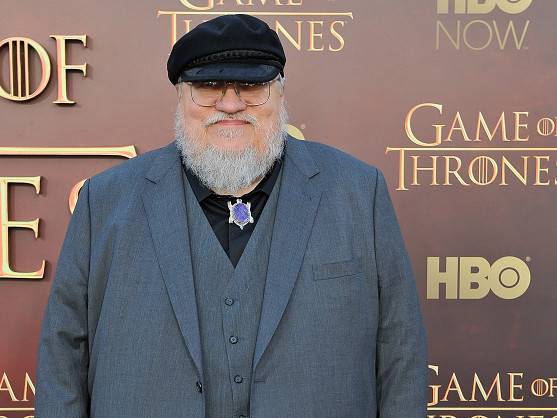 "Liebe ""Game of Thrones""-Fans, George R.R. Martin hat Bad News für Euch"