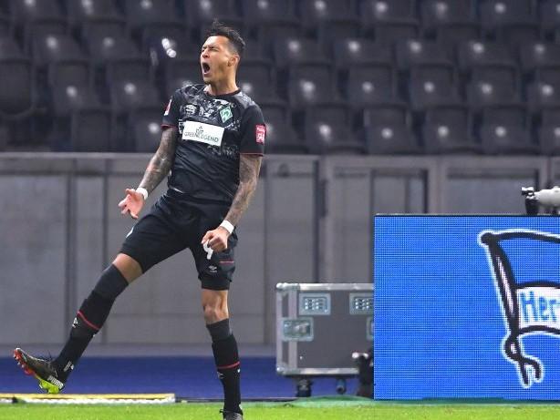Bundesliga: Krise bei Hertha verschärft sich: 1:4-Pleite gegen Bremen