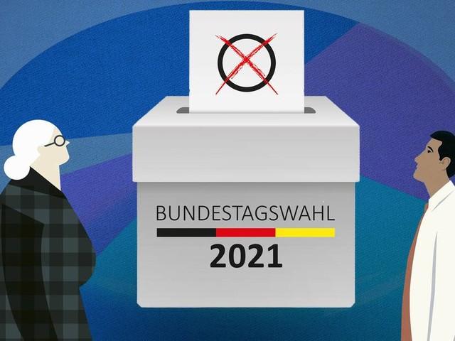 Wahlkreis Waldeck: Ergebnisse der Bundestagswahl 2021 in Grafiken