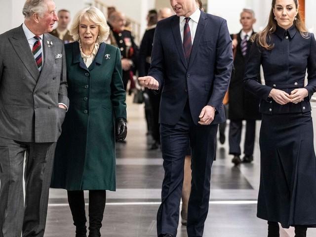 Queen Elizabeth + Prinz Philip: Die Royals gratulieren zum Hochzeitstag