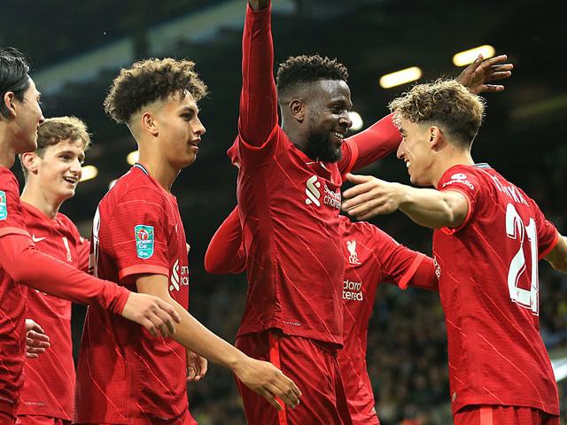 International: Liverpool und City jubeln im Ligapokal