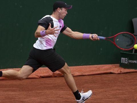 ATP-Turnier: Tennisprofi Koepfer erreicht Viertelfinale in Genf