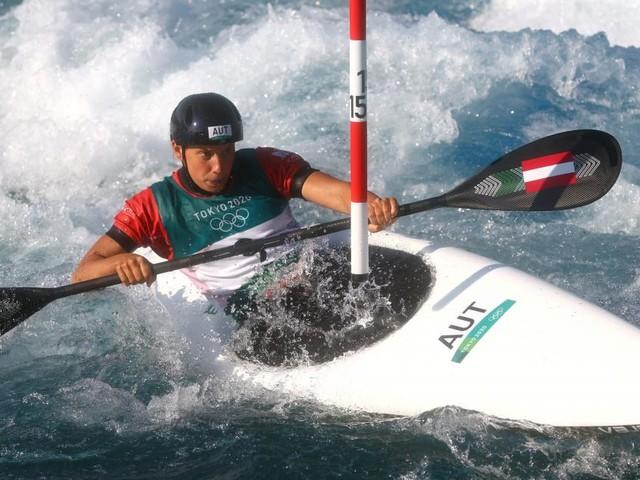 Olympia-Aus für Wolffhardt im Wildwasser-Kanu-Slalom
