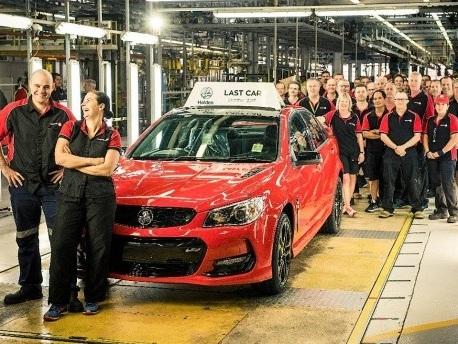 Letzte Autofabrik in Australien schließt