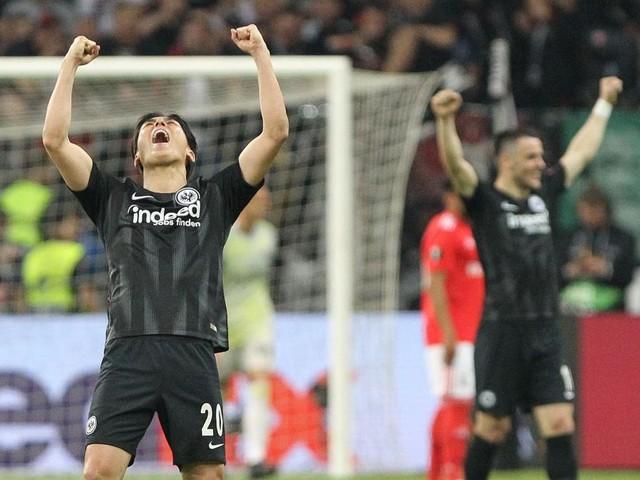 Eintracht Frankfurt schafft das Wunder gegen Benfica