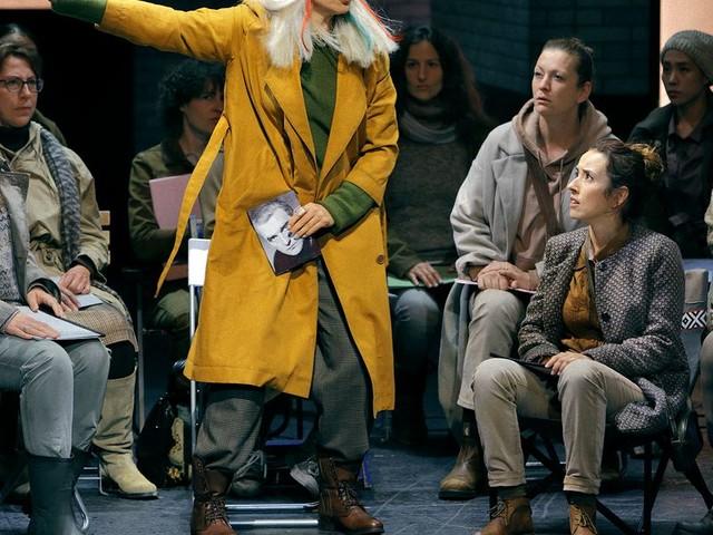 """Eröffnungspremiere: """"Fliegender Holländer"""" bei den Festspielen in Bayreuth"""