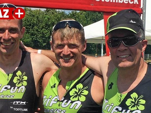 Heimatsport: Meschede: So schuftet Triathlet Nolte für die Challenge Roth