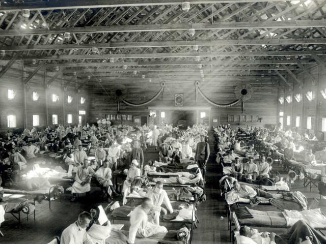 USA: Mehr Menschen an Corona gestorben als durch Spanische Grippe