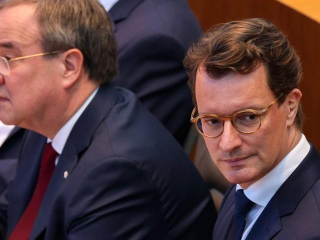 Hendrik Wüst zum neuen Ministerpräsidenten Nordrhein-Westfalens gewählt