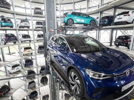 VW-Kunden-Einstellungen bald zwischen Autos übertragbar
