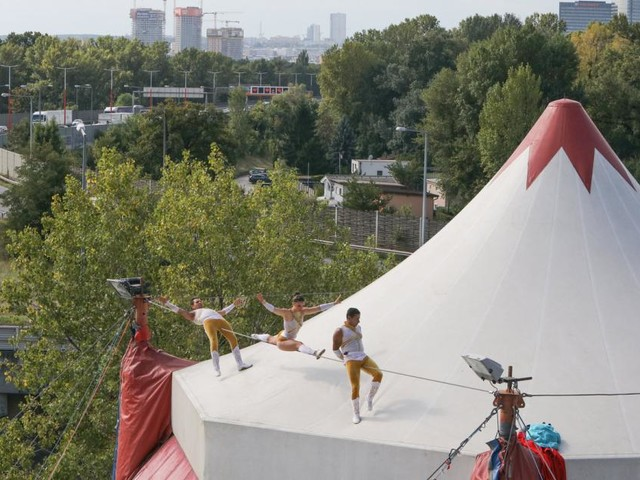 So ein Zirkus – nach Corona-Pause gastiert Louis Knie in Wien