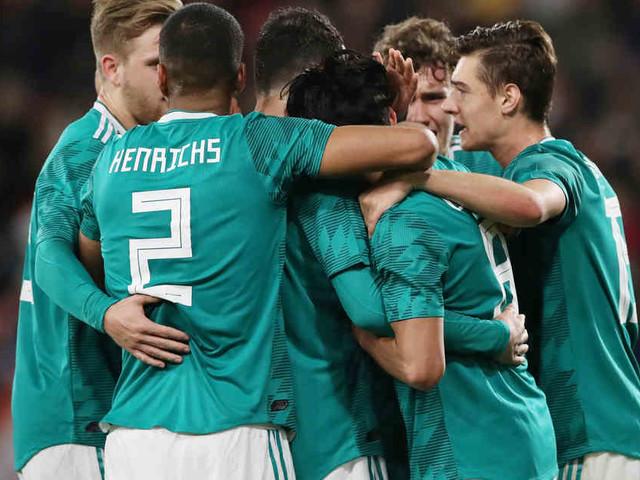 Freundschaftsspiel: U21 gewinnt packende EM-Generalprobe in England
