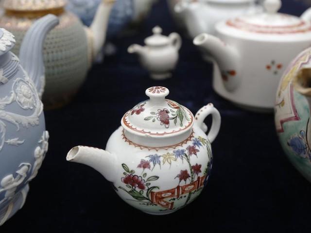 Die Teekanne des Todes