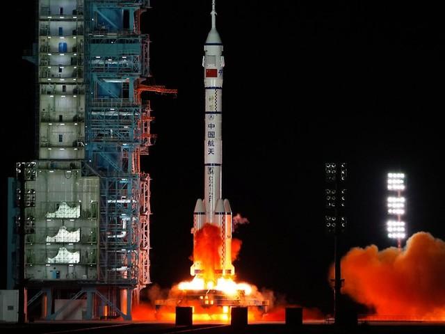 """Vergleich zu """"Sputnik-Schock"""": USA besorgt über Chinas Hyperschallrakete"""