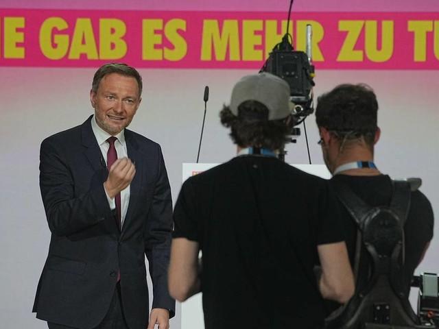 Wiederwahl mit 93 Prozent: Lindner - was hat er nur aus der FDP gemacht?