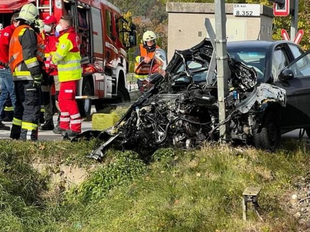 Sieben Verletzte bei Unfällen im Bezirk Mattersburg