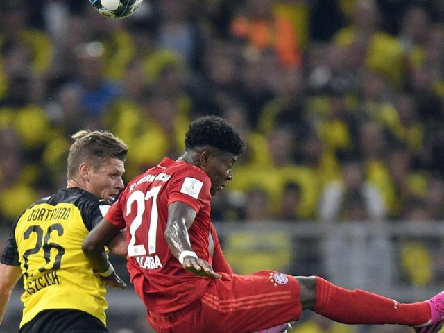 Dortmund setzt ein Zeichen: 2:0 gegen die Bayern