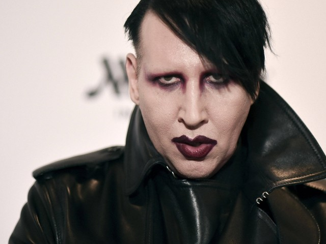 Vorwurf der Körperverletzung: Marilyn Manson stellt sich der Polizei