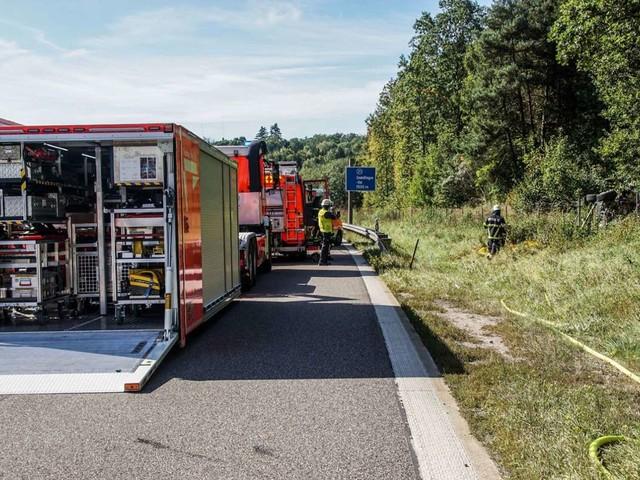 A 81 bei Sindelfingen-Ost: 52-jähriger Autofahrer tödlich verunglückt