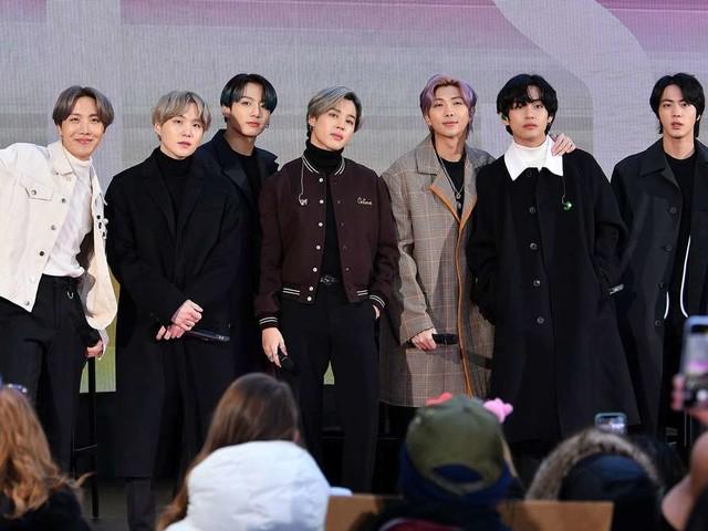 Globales Musikphänomen: Südkoreanische K-Pop-Band BTS bricht mit neuem Album Rekord