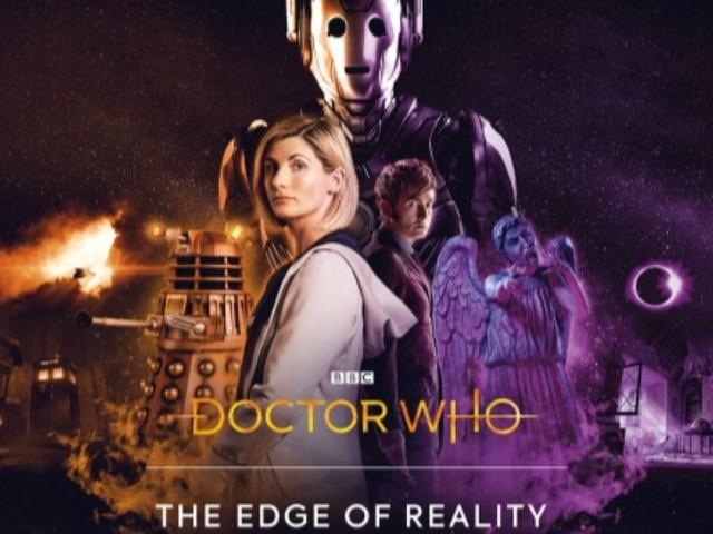 Doctor Who: The Edge of Reality - Erscheint im September für PC und Konsolen