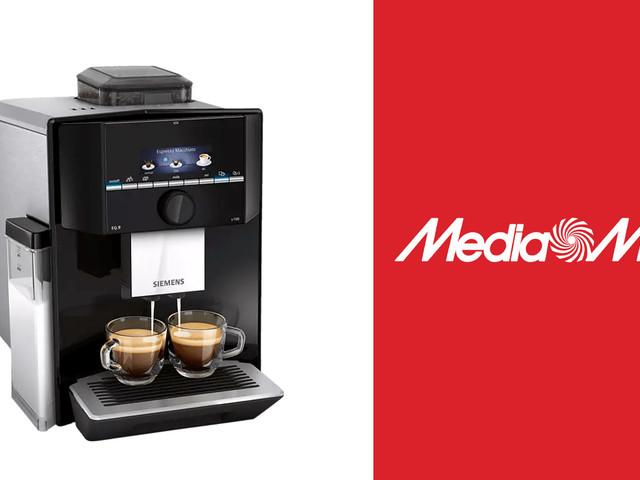 Media-Markt-Deal: Siemens-Kaffeevollautomat günstig