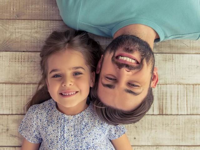 Väterkarenz ist nicht alles - Papa zeigt sich gern mit Kind