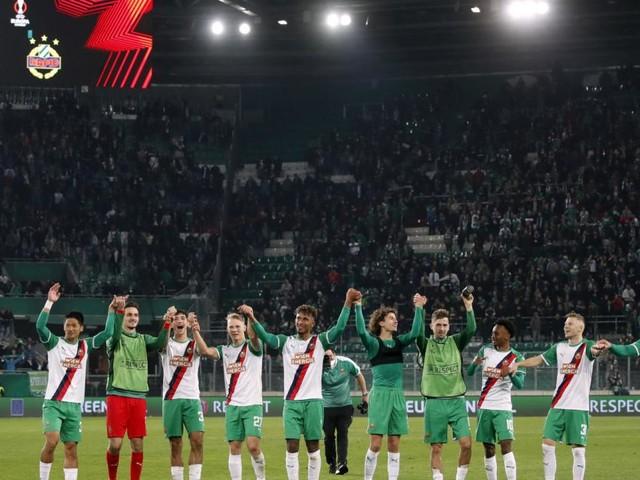 Auf die Europacup-Kür von Rapid muss die Pflicht in Hartberg folgen