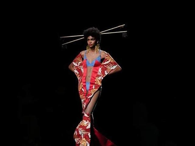 Video: Andres Sarda zeigt auf der Madrid Fashion week