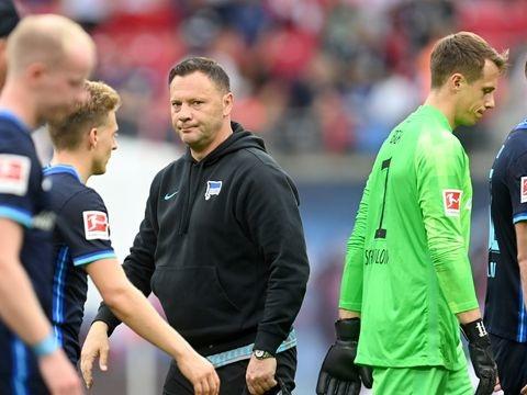 Niederlage gegen RB Leipzig - Nach zweitem Hertha-Debakel: Dardai denkt nicht an Rücktritt