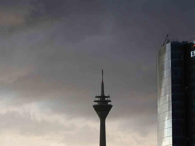Unwetter in NRW möglich: Hagel, Sturm und Starkregen am Nachmittag erwartet