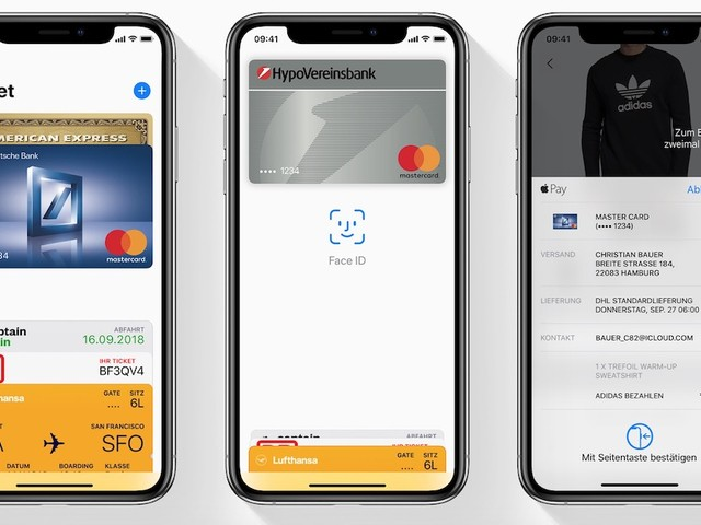 Apple Pay startet in Chile