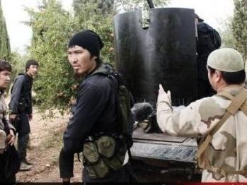 China entsendet Soldaten nach Syrien