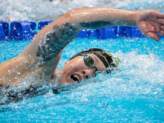 Olympische Spiele: Kein Edelmetall – Schwimmerin Köhler geht leer aus