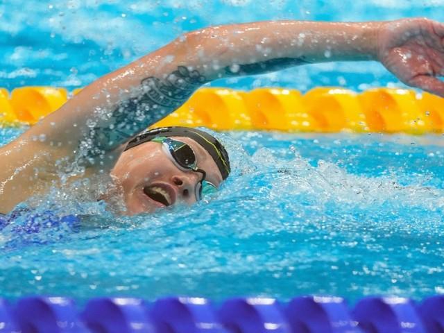 Olympia: Sarah Köhler schwimmt zu Bronze über 1500 Meter Freistil