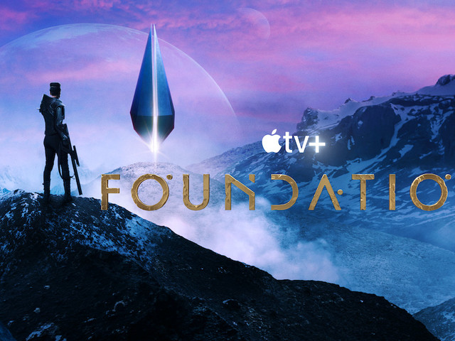 """Apple TV+: """"Foundation – First Look"""""""