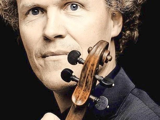 Sinfoniekonzert: Barockgeiger Gottfried von der Goltz begeistert in Hagen