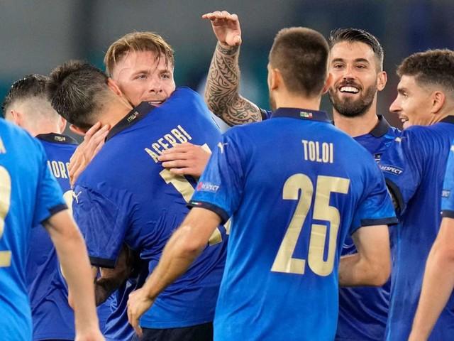 Sieg gegen die Schweiz bei der EM 2021: Glanzvolles Italien mausert sich zum Turnierfavoriten