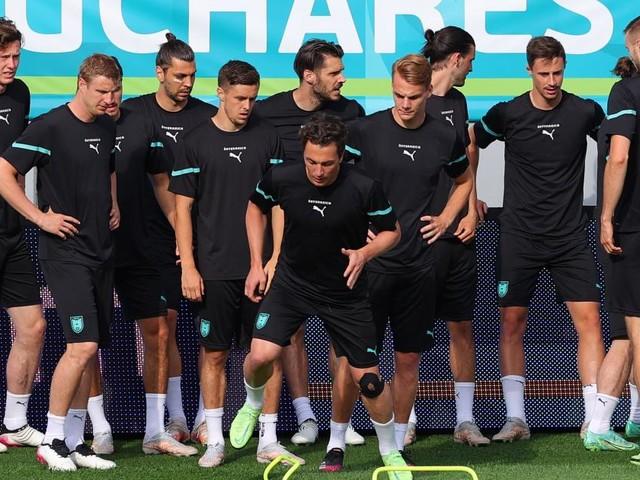 EURO 2020: Österreich gegen die Ukraine ab 18 Uhr im Live-Ticker