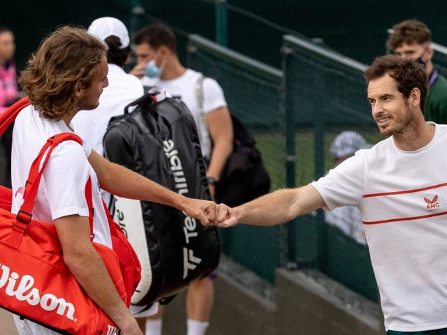 US Open: Leichtes Los für Djokovic, Tsitsipas gegen Altstar Murray