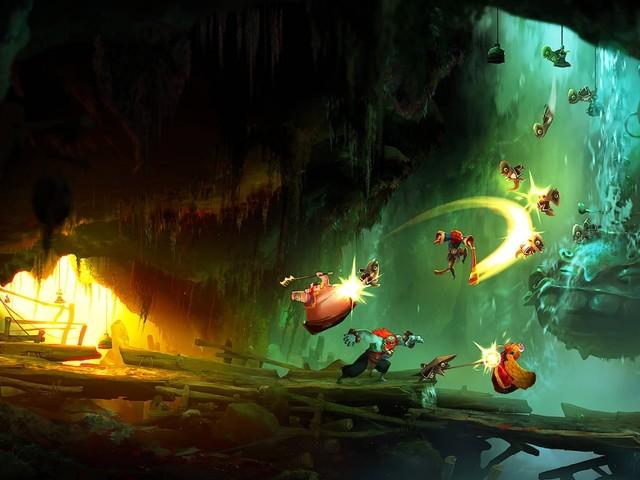 """Acht Fäuste für ein Bodhisattva: das Videospiel """"Unruly Heroes"""""""