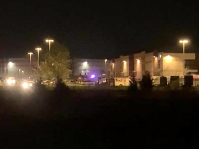 Indianapolis: Schütze tötet acht Menschen in Fedex-Lager