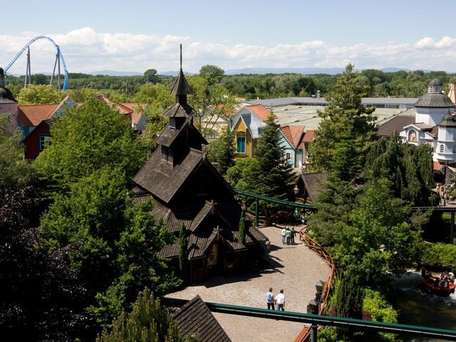 Europa-Park mit Erntedank-Woche 2017 von 30. September bis 8. Oktober